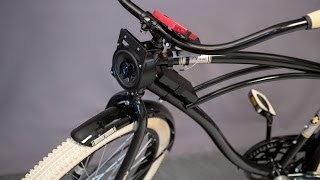 DIY Bike Stereo System with 20W Speaker
