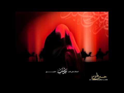 sayeda zeinab speech- sayed ammar nakshawani- english