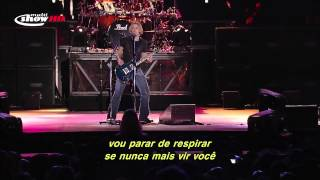 Gambar cover Nickelback - So Far Away (HD-Legendado-PT/BR) Ao Vivo