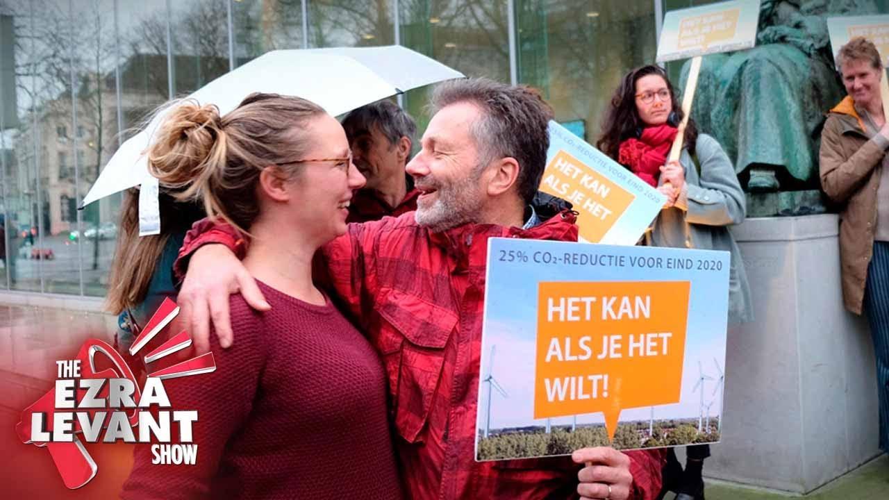 Dutch court orders progressive politicians to lower greenhouse gas emissions | Ezra Levant