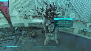 Fallout 4 Nuka World activating the Spaceship