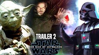 The Rise Of Skywalker Trailer 2 Shocking News Revealed! (Star Wars Episode 9 Trailer)