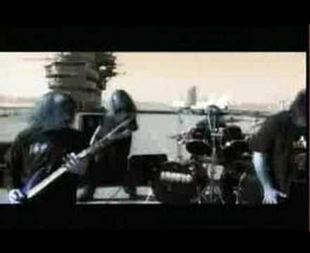 EXODUS - War Is My Sheppard (OFFICIAL MUSIC VIDEO)