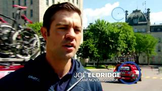 inCycle Teams: Team Novo Nordisk catch up