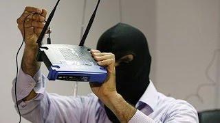 İnterneti kimlerin kullandığını & modeme bağlanan kişileri görme