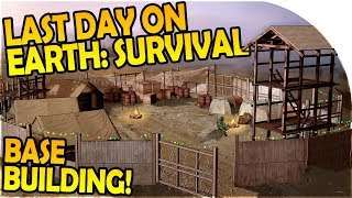 LAST DAY ON EARTH SURVIVAL - BASE BUILDING - EPIC, FREE - Last Day on Earth Survival Gameplay Part 1