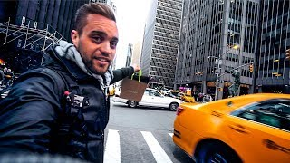 Shoppen in New York! + Fotoshoot