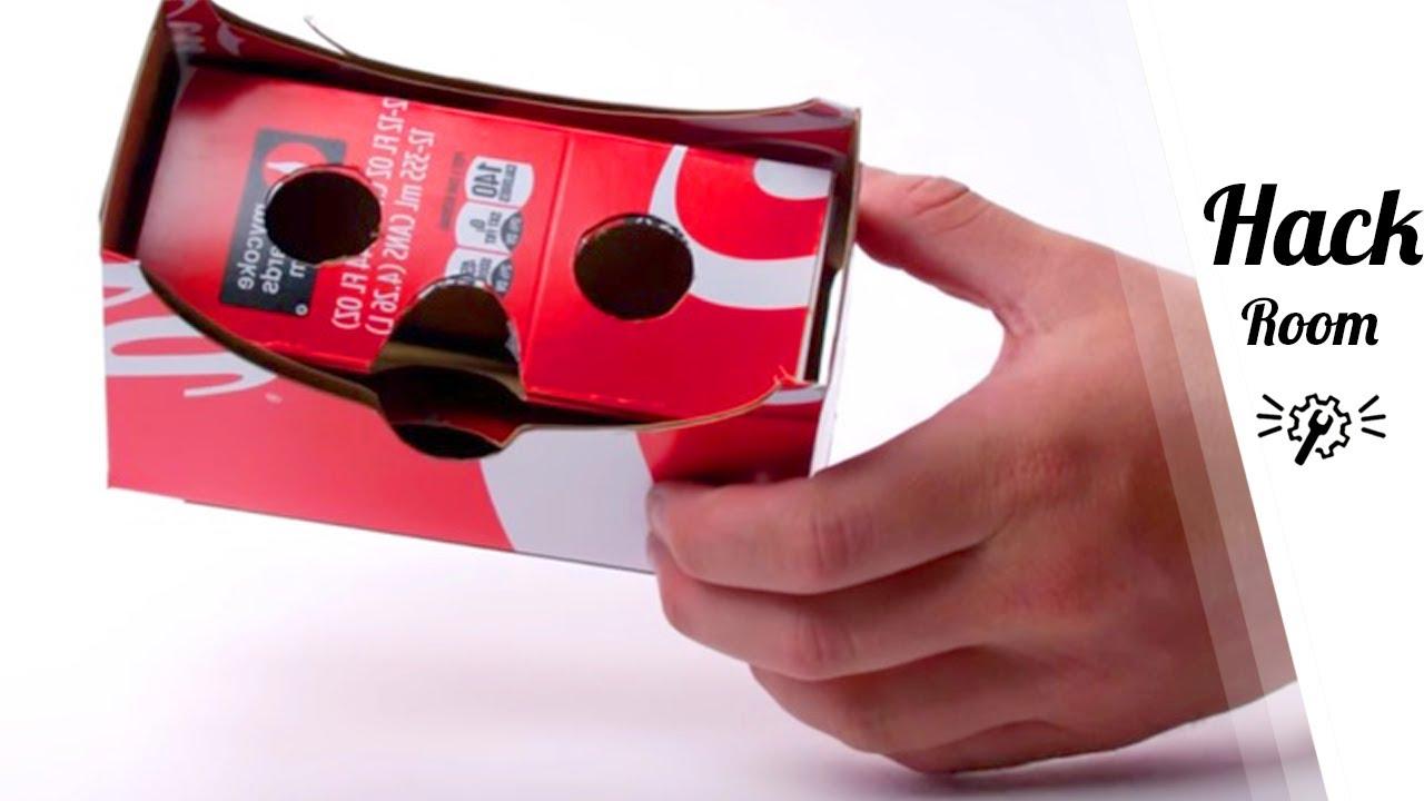 How to make VR Headset Google Cardboard - [DIY] How To Make VR Google Cardboard (BEST VERSION) | DIY VR cardboard | Google cardboard | Homemade | Virtual Reality DIY | by Hack Room
