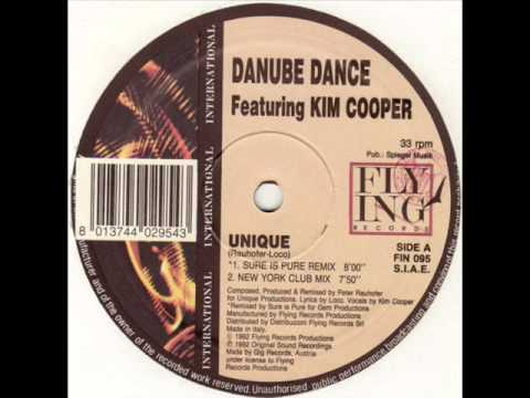 Danube Dance Ft Kim Cooper - Unique (New York Club Mix).wmv