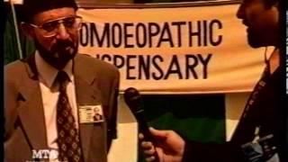 Introduction to Langar Khana and Dispensary at Jalsa Salana UK 1998