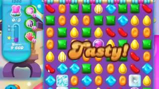 Candy Crush Soda Saga Level 1366 - NO BOOSTERS