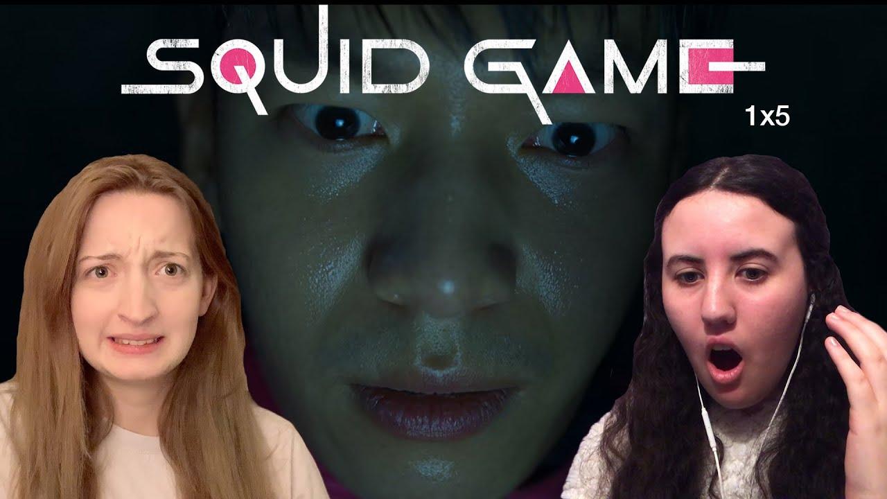 "Download Squid Game - Season 1 episode 5 ""A Fair World"" reaction"