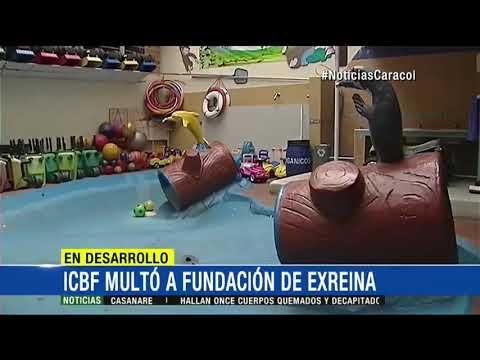 ICBF multó a Fundación Vanessa Mendoza por incumplir contrato de hogares en Cali