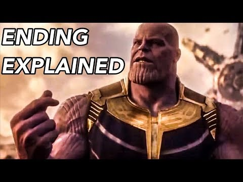 What Really Happened At the End of Infinity War? (SPOILERS)