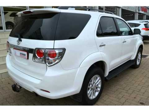 2014 TOYOTA FORTUNER 3 0 FORTUNER 4X2 AUTO Auto For Sale On