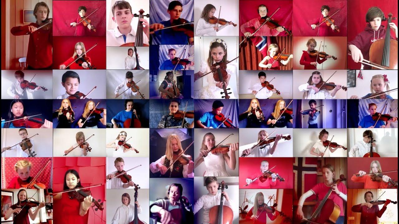Nordberg Strykeorkester: Ja, vi elsker dette landet
