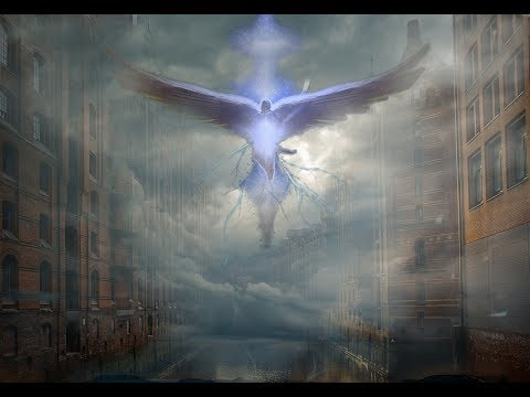 Talking With Your Angels? Evidence From Up Above...