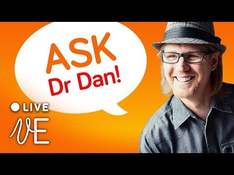 So You Want to Sing Rock 'n' Roll? | LIVE HANGOUT with #DrDan 🔴