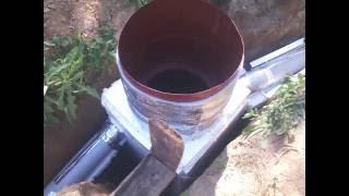 канализация загородного дома из подручных материалов(, 2016-08-14T07:07:44.000Z)