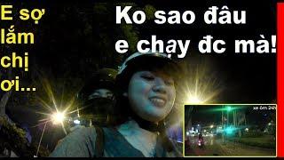 Giao Xe Côn Tay Exciter 150 Cho Khách Nữ Chạy Xe Ôm Go Việt Nhận Cái Kết