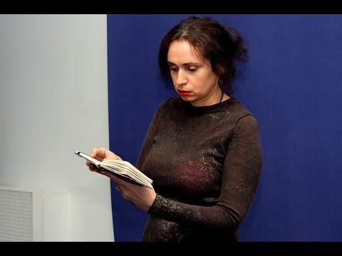 ნათია ფანჯიკიძის ლექცია  -  ფობია, ირაციონალური შიში