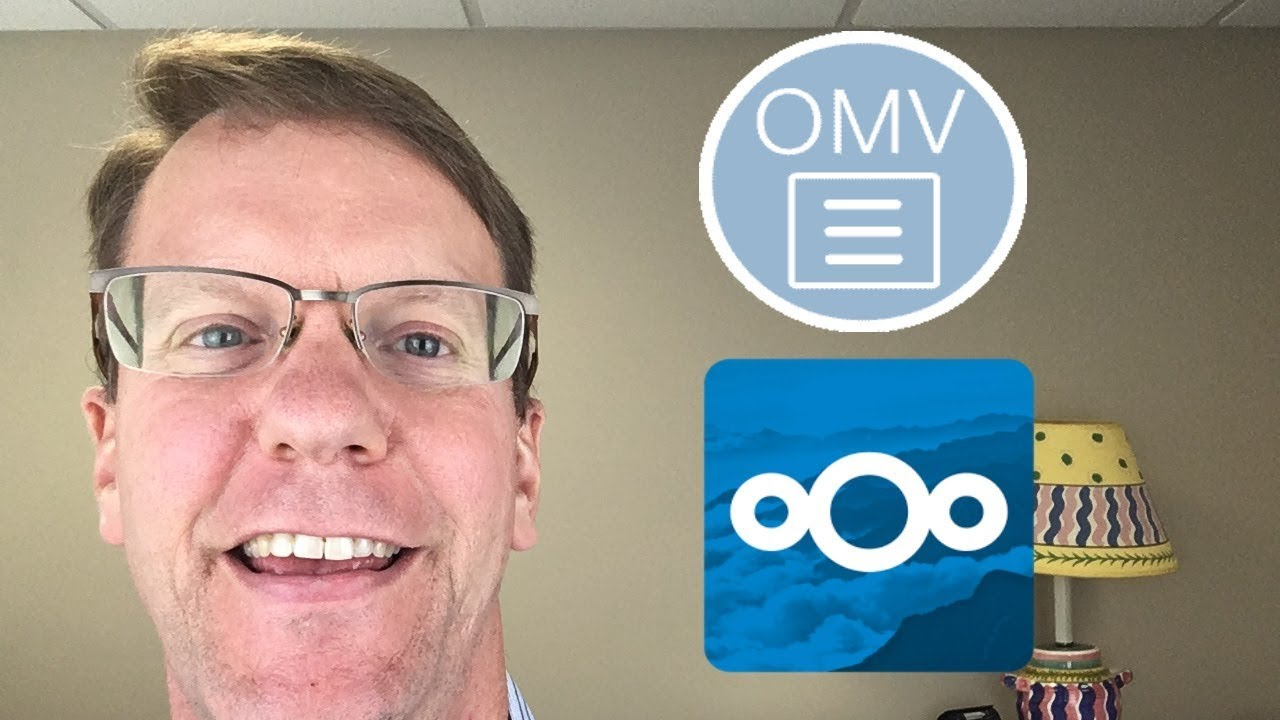 Nextcloud, your personal cloud server, on Openmediavault
