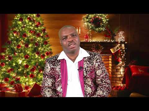 2020 CHRISTMAS MESSAGE - HON. GREGORY RIVIERE