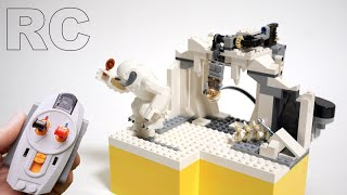 LEGO Star Wars 8089 - RC Motorized Hoth Wampa Cave (Mindstorms EV3) by 뿡대디