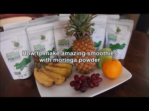 GreenEarth's Certified Organic Moringa Tea and Powder---amazing!