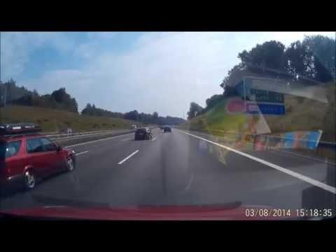 Denmark: Vejle, Vejlefjordbroen (E45)