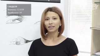 Участница проекта«Парикмахер с 0» Залина о первой неделе обучения