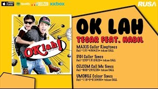Tegar Feat. Nabil - OK Lah [Official Lyrics Video]