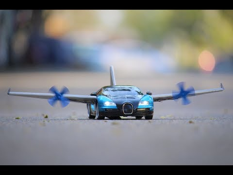How To Make a Airplane car - Aeroplane