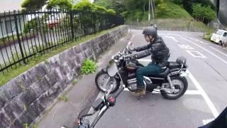 【motovlog】 バンバン200 三�...