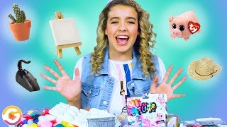 Teeny Tiny Favorite Crafts Haul | GoldieBlox