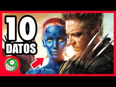 10 curiosidades de X-MEN: DÍAS DEL FUTURO...