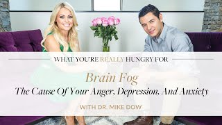 Brain Fog: The Cause Of Your Anger, Depression, and Anxiety with Dr. Mike Dow