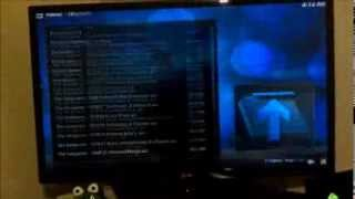 Installing XBMC on  Boxee Box 2014