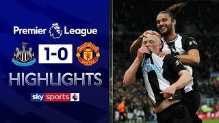 Man Utd lose at Newcastle after Longstaff debut strike! | Newcastle 1-0 Man Utd | EPL Highlights