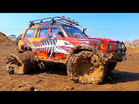 Toyota Land Cruiser 4x4 MUD Racing Extreme