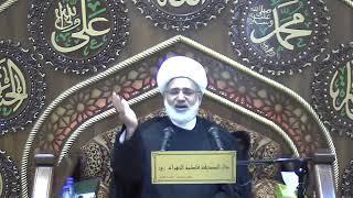 الشيخ زهير الدرورة - معنى ويبقى وجه ربك ذو الجلال والإكرام
