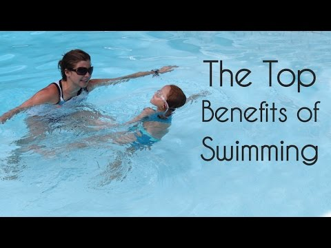 The Top Benefits of Swimming