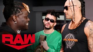 R-Truth attempts to take back Bad Bunny's 24/7 Championship: Raw, Feb. 22, 2021