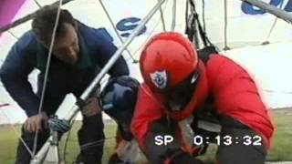 Airways Airsports -Blue Peter tandem hang glide record