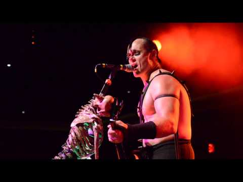 The MISFITS Die Die My Darling LIVE at The STARLAND BALLROOM 11/1/13 shot by Bill Baker