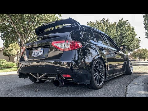 BRZ Parts For My WRX?!