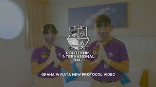 Politeknik Internasional Bali | Corporate Video | Graha Wiyata New Protocol Video | Videographer