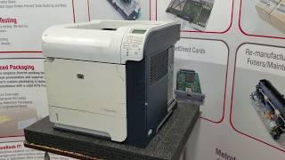 110V RM1-4554 Altru Print CB506-67901-AP Fuser Kit for HP Laserjet P4014 // P4015 // P4515