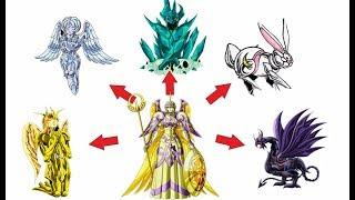 El Origen de TODAS las Armadura (parte 2) - Caballeros del Zodiaco / Saint Seiya