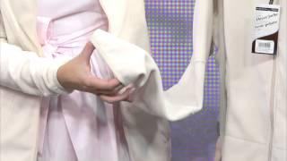 PEARL outdoor Fleece-Jacke mit Kapuze für Damen, Größe S, grau